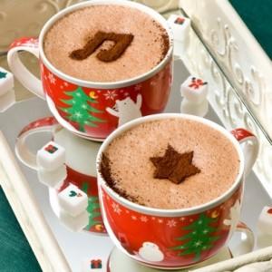 Selin Kutucular'dan Sıcak Çikolata Tarifi.